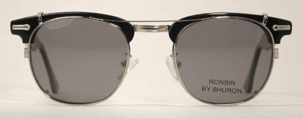 fc8ef79c9e44 Optional Clip-Ons ($76 with frame purchase) (shown with grey lenses, but  brown also available)