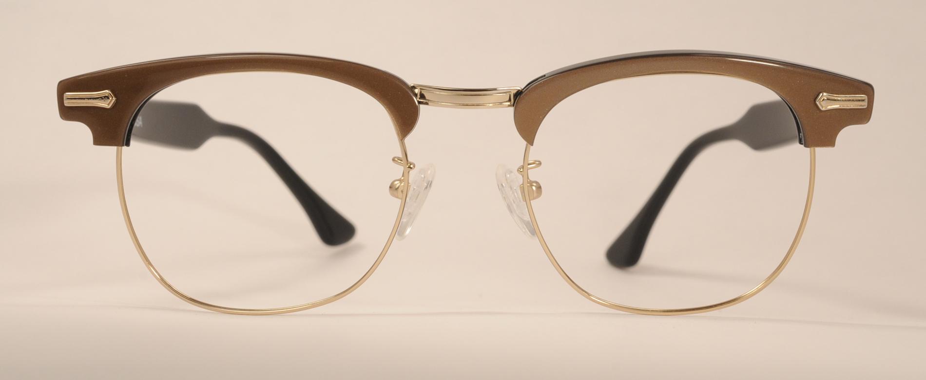 Zyl Eyeglass Frames : Optometrist Attic - SHURON RONSIR ZYL G-MAN MOCHA ...
