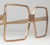 vintage metal and other eyeglasses