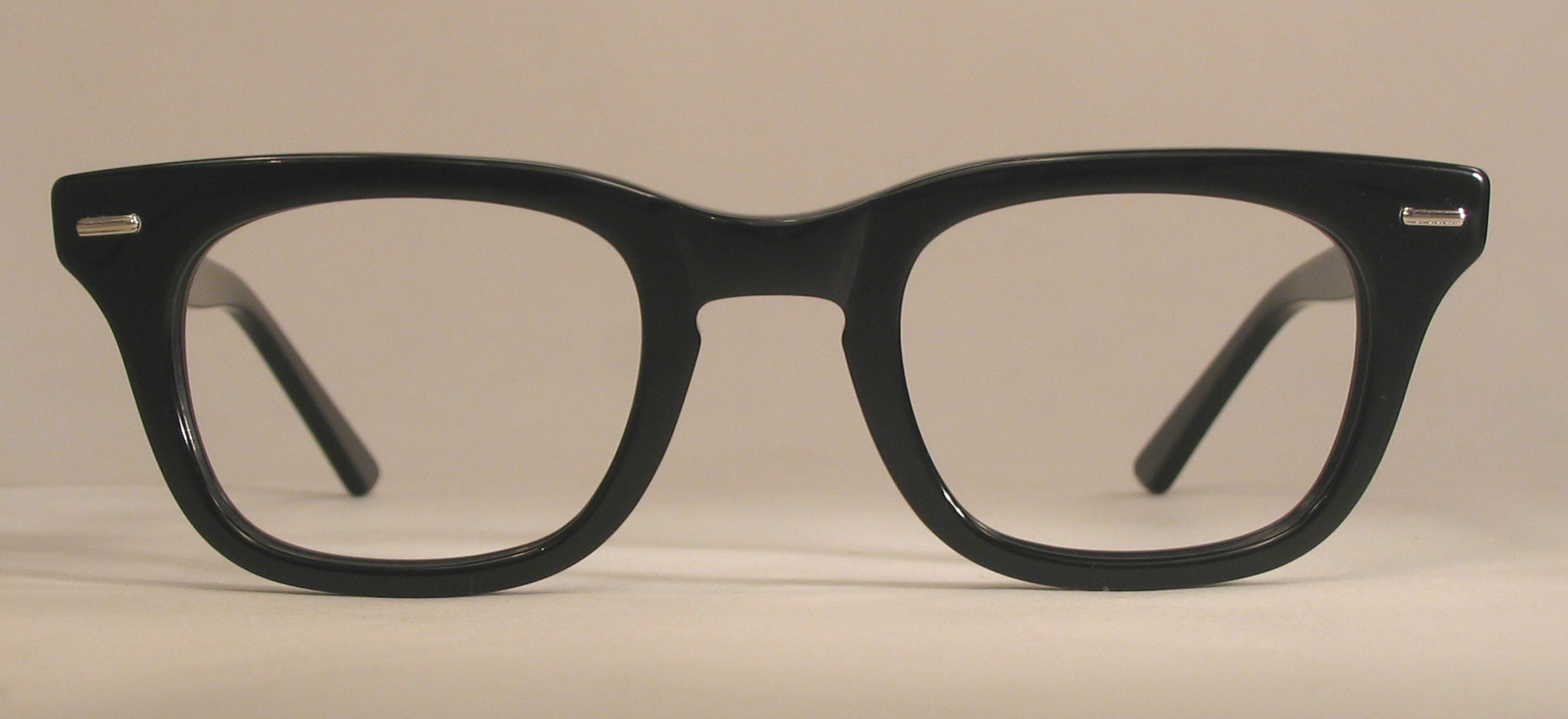 Optometrist Attic - SHURON FREEWAY BLACK CLASSIC EYEGLASS FRAMES