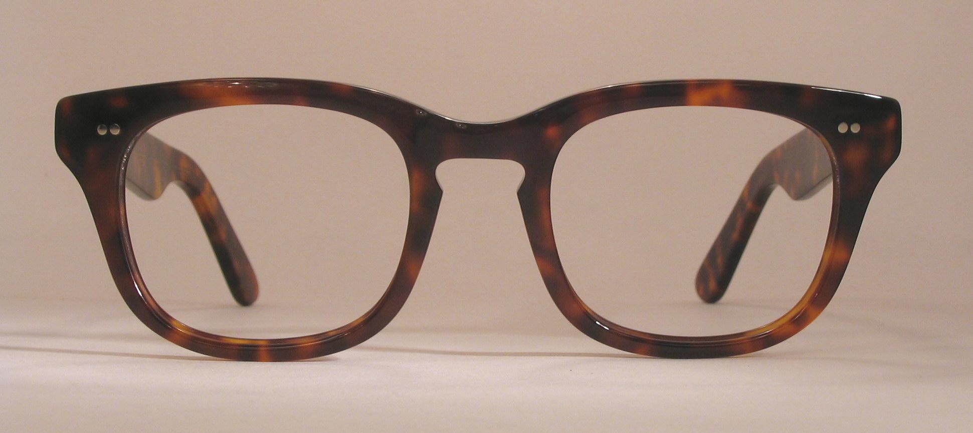 554fcfdaa63b Optometrist Attic - TORTOISE SHURON SIDEWINDER EYEGLASSES