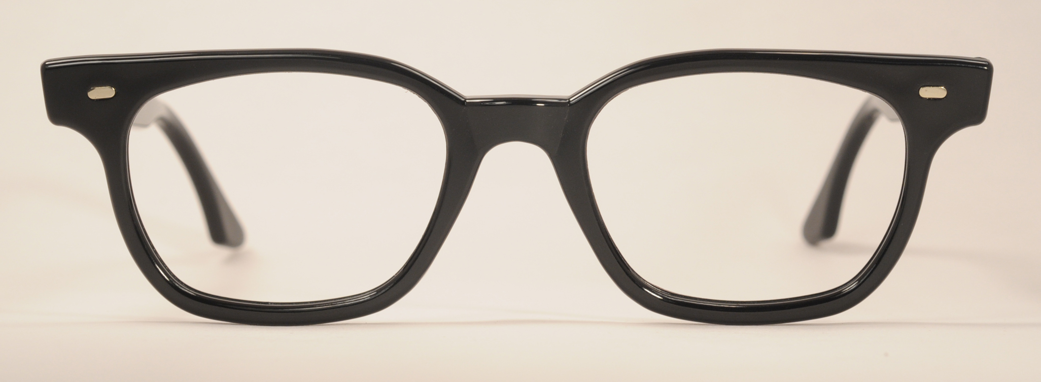 Optometrist Attic - CRISS YANK MENS BLACK PLASTIC HORNRIM ...