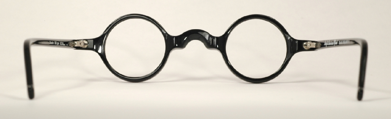 Optometrist Attic - Anglo American Optical Groucho Black Round ...