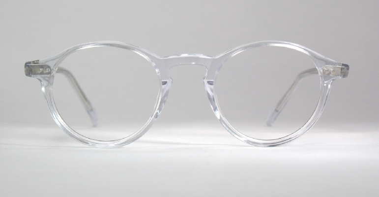 Optometrist Attic - ANGLO AMERICAN OPTICAL MODEL 406 CLEAR PLASTIC ...