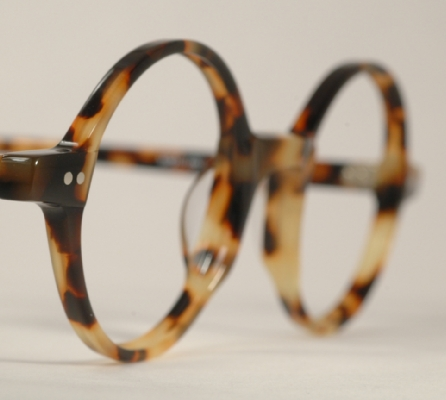 PLASTIC VINTAGE EYEGLASSES ANGLE photo under 350 kb & Optometrist Attic - ANGLO AMERICAN ROUND MODEL 400 TORTOISE PLASTIC ...