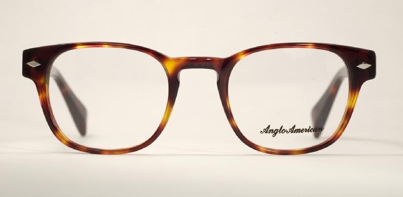 a81b1620a0 Optometrist Attic - ANGLO AMERICAN OPTICAL TORTOISE FITZ EYEGLASSES