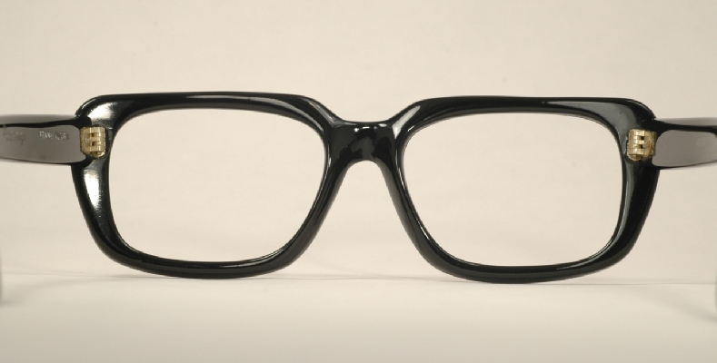Glasses Frames Kingston : Optometrist Attic - PEERAGE KINGSTON MENS BLACK PLASTIC ...