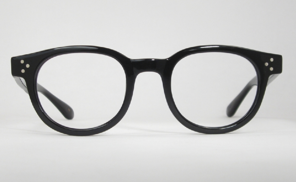 3138c7db1b Optometrist Attic - TURA MEN S GOLDFINCH G027 WARHOL BLACK PLASTIC ...
