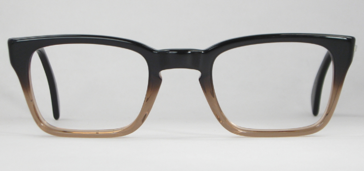Optometrist Attic - SRO MEN\'S BROWN FADE PLASTIC VINTAGE EYEGLASSES