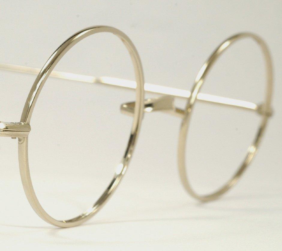 HOW ARE OLD GOLD EYE GLASSES MARKED - EYEGLASSES