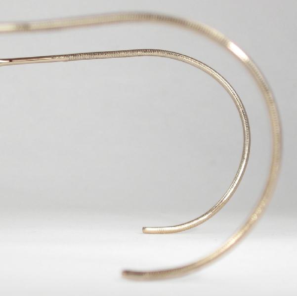 fdde24e431f Optometrist Attic Shuron Silver Rimway Ronwinne Half Rim