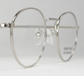 WIRE VINTAGE EYEGLASSES ANGLE photo, under 350 kb