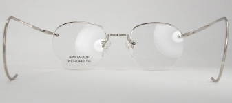 WIRE VINTAGE EYEGLASSES BACK photo, under 350 kb