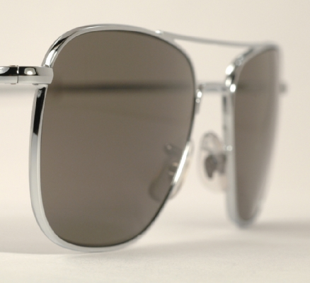 Ao Original Pilot Sunglasses  optometrist attic classic ao original pilot silver sunglasses