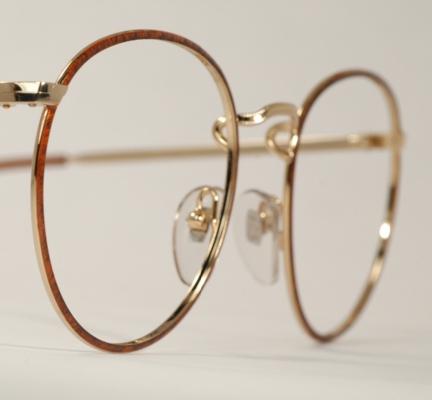 Glasses Frame Made In Usa : Cottet P3 Eyeglass Frames- New- Unisex- Men or Women- Made ...
