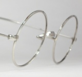 antique wire rim eyeglasses